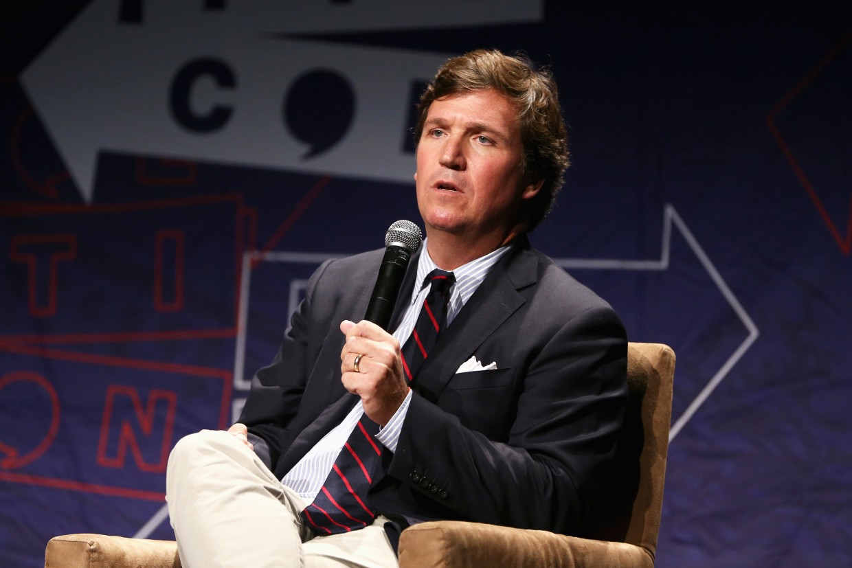 Tucker Carlson Slammed By Military Leaders For Mocking Pregnant Service Members
