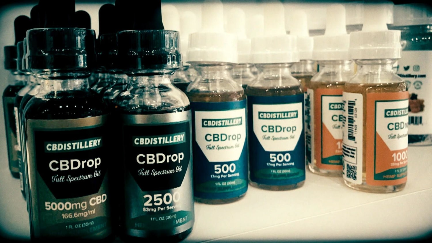 CBD products are everywhere now — but are they safe, or even legal?