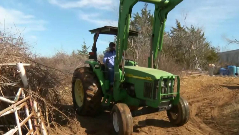 White Farmer Wins Temporary Halt to Biden Administration's Debt-Relief Program for Minority Farmers