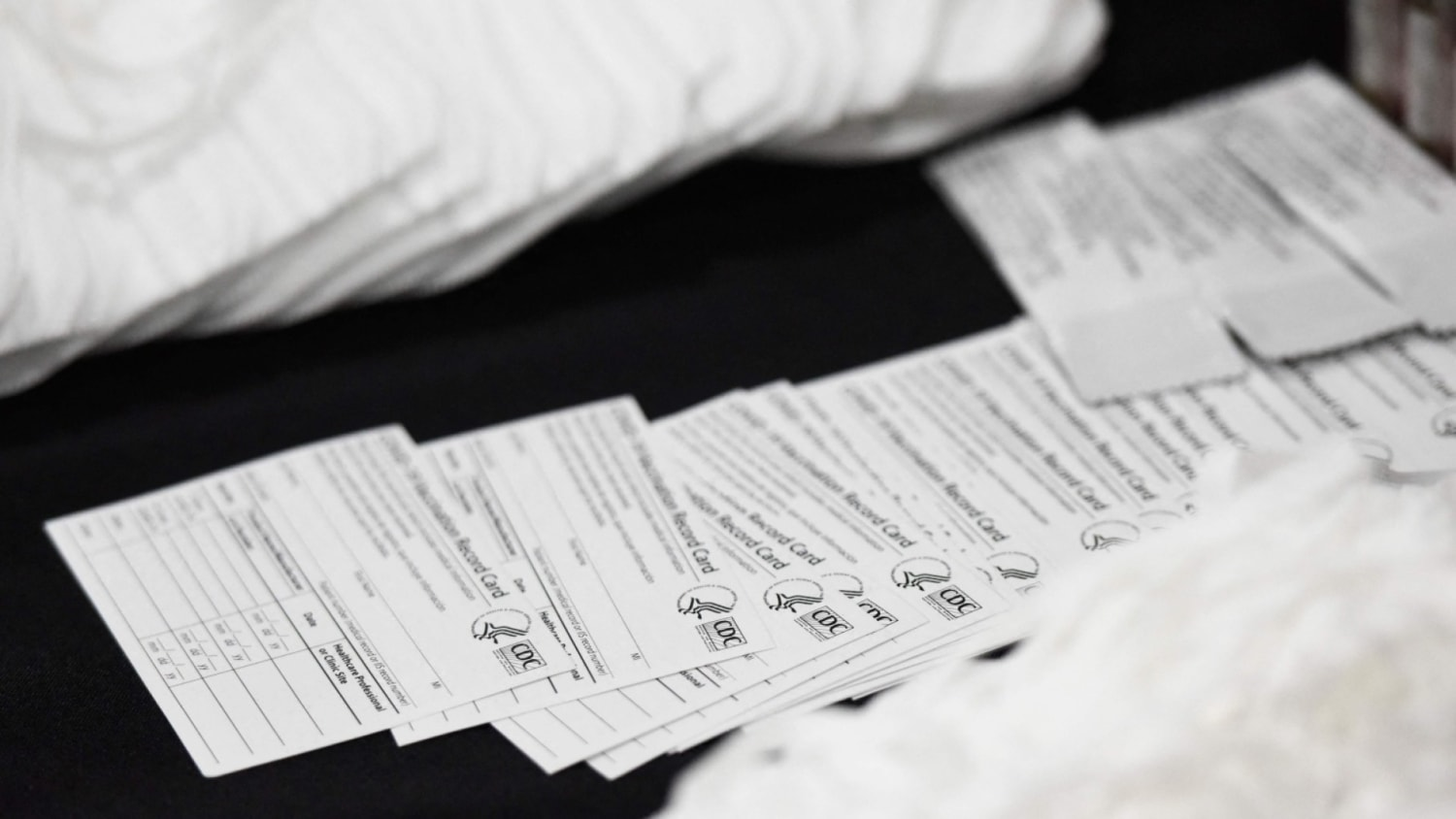 Customs Nabs Fake Vaccine Cards From China