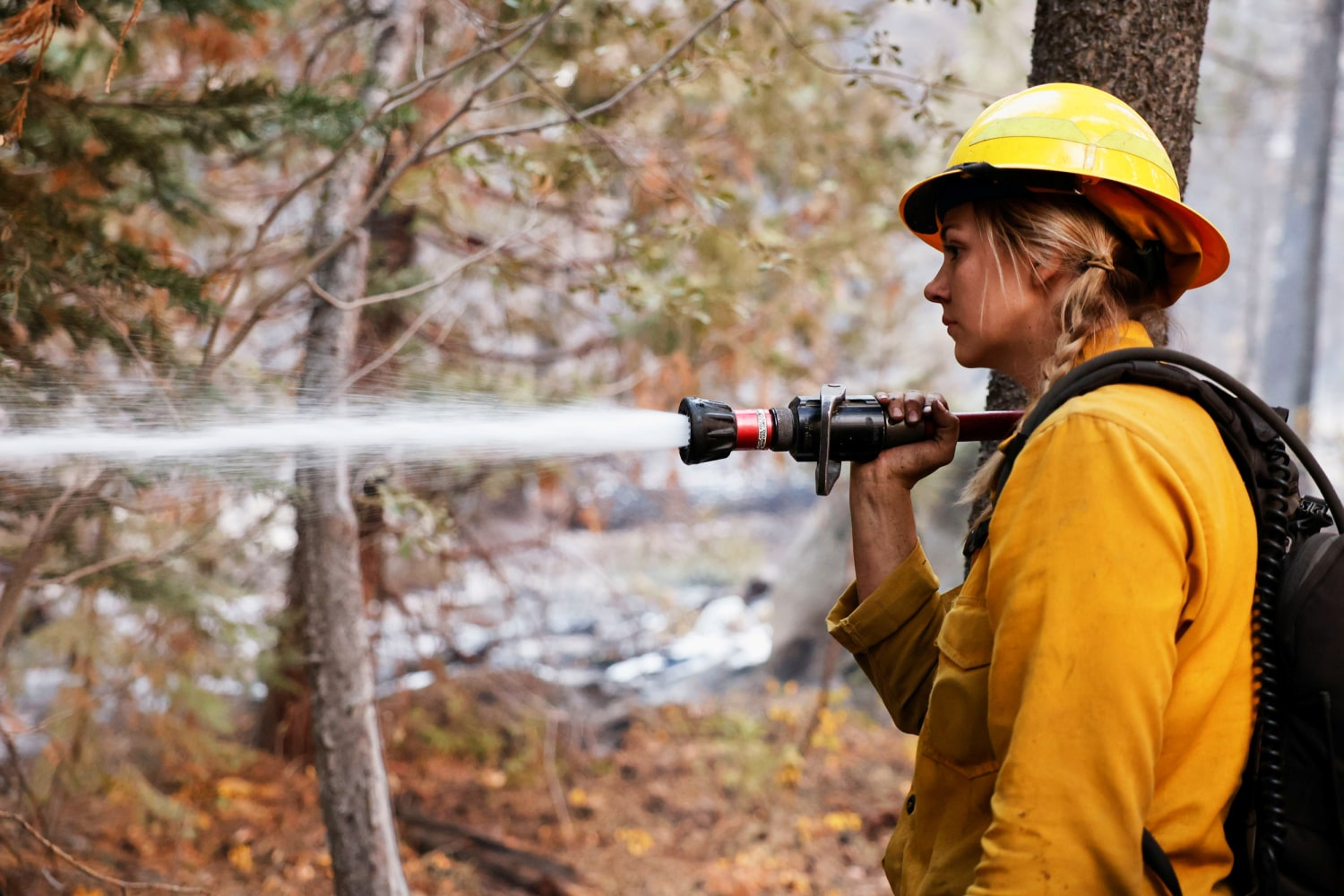 Caldor Fire evacuation orders eased; favorable weather to aid battle  against California blaze