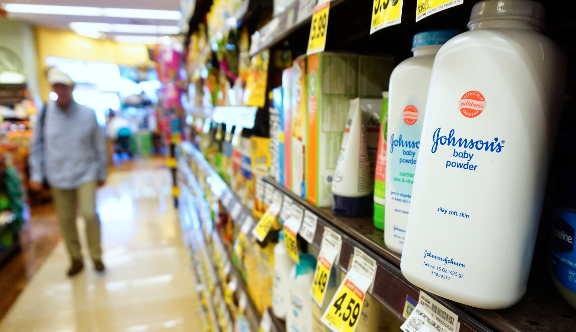 Johnson & Johnson talc verdict goes against what is known about cancer (nbcnews.com)