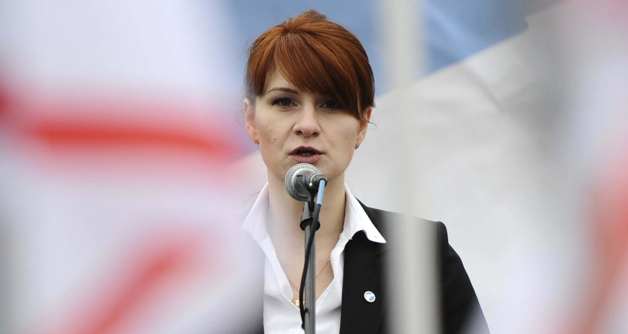 Accused Russian agent Mariia Butina tried to trade sex for influence, say prosecutors