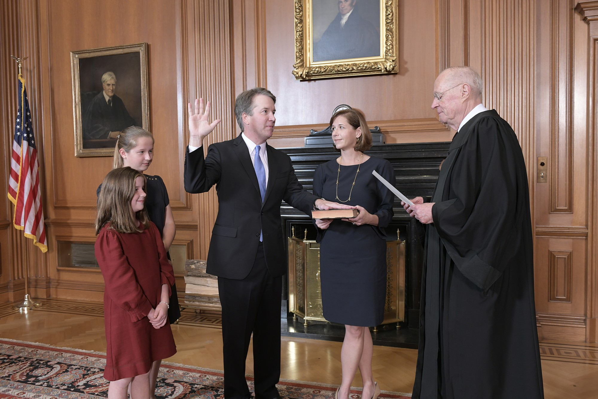 Kavanaugh's First Supreme Court Cases