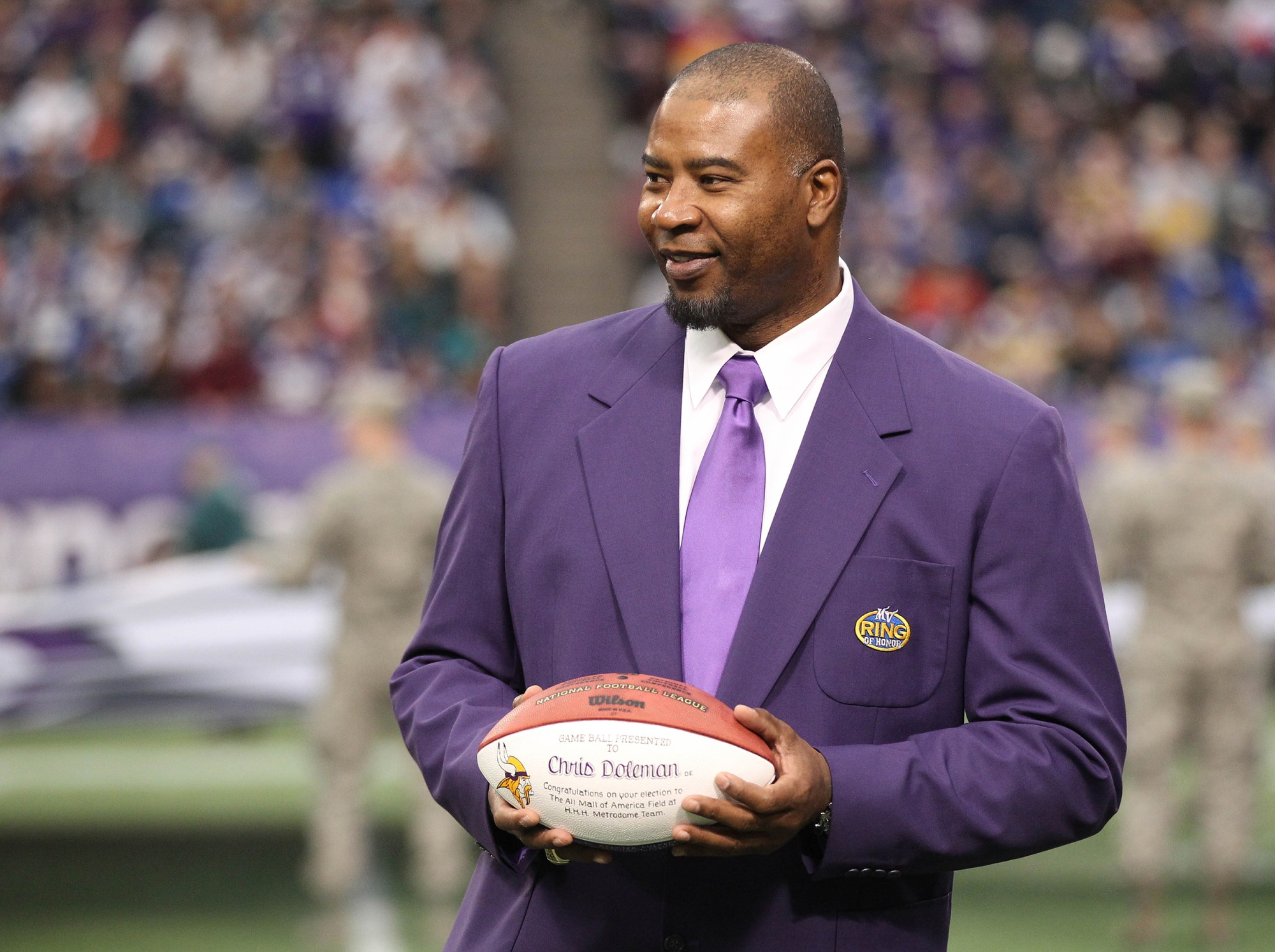 Chris Doleman, NFL Hall of Famer, dies at 58