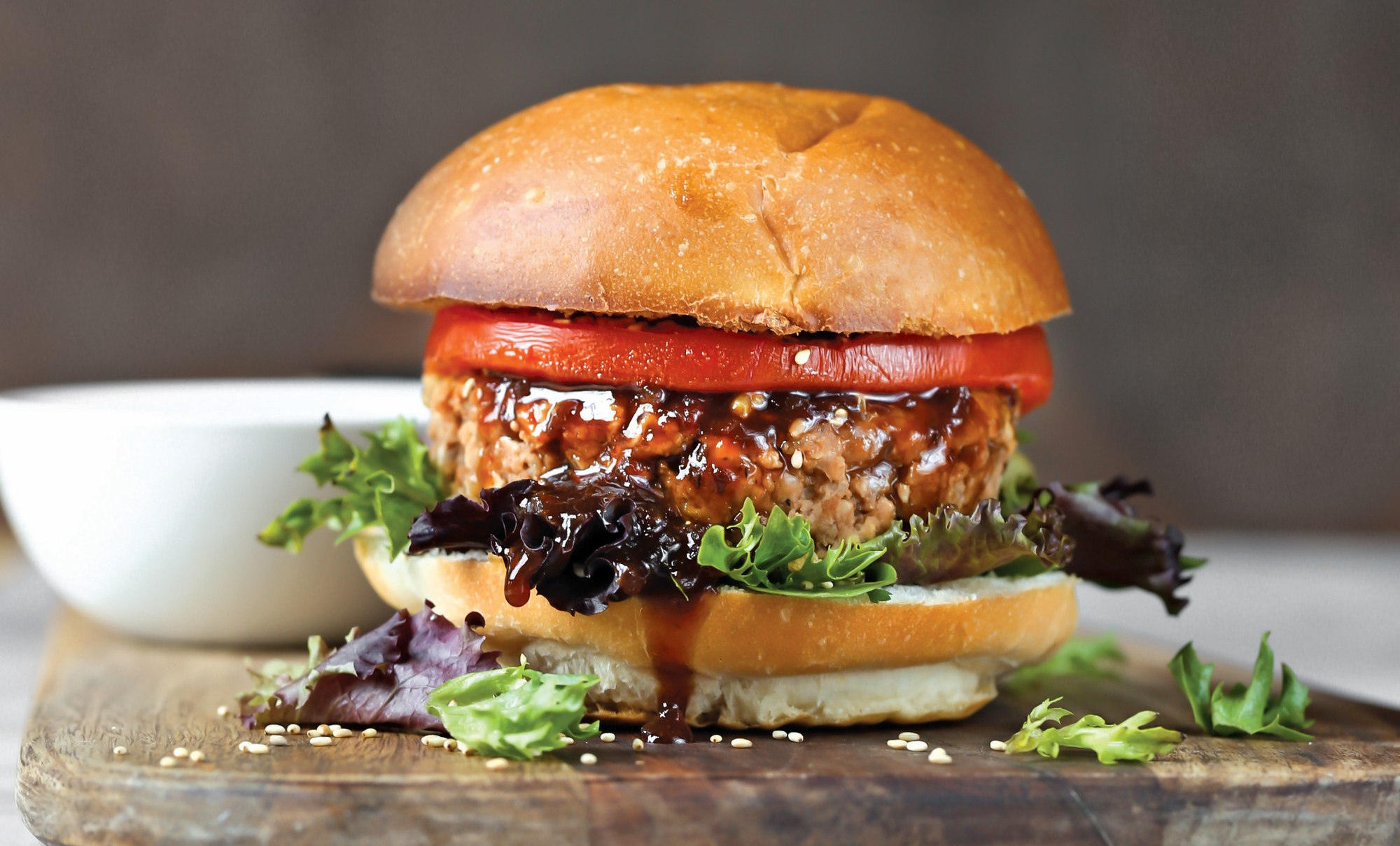 A vegan burger recipe that could change your mind about Meatless Monday