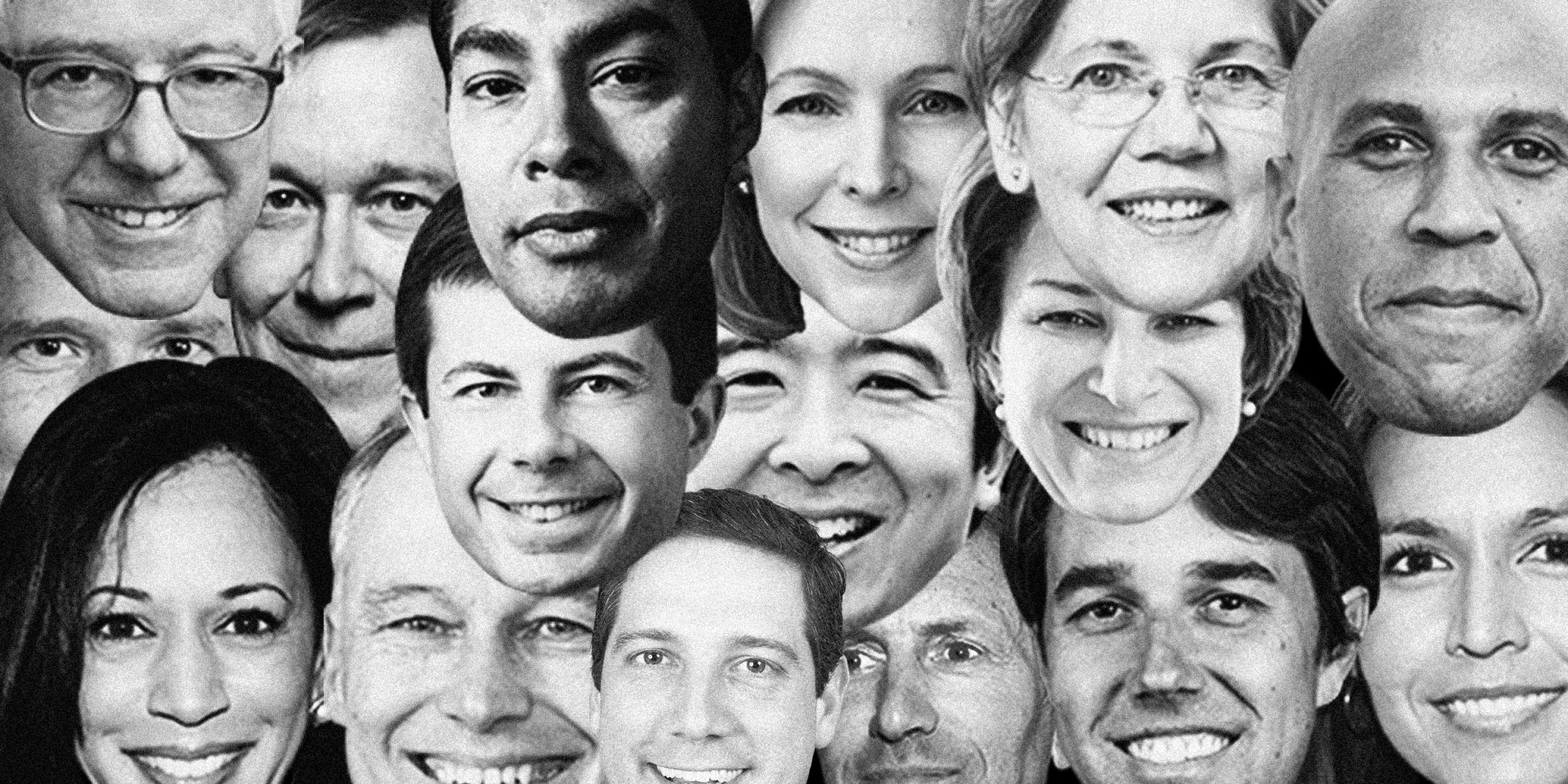 Where will it stop? The overwhelming, ever-expanding Democratic field