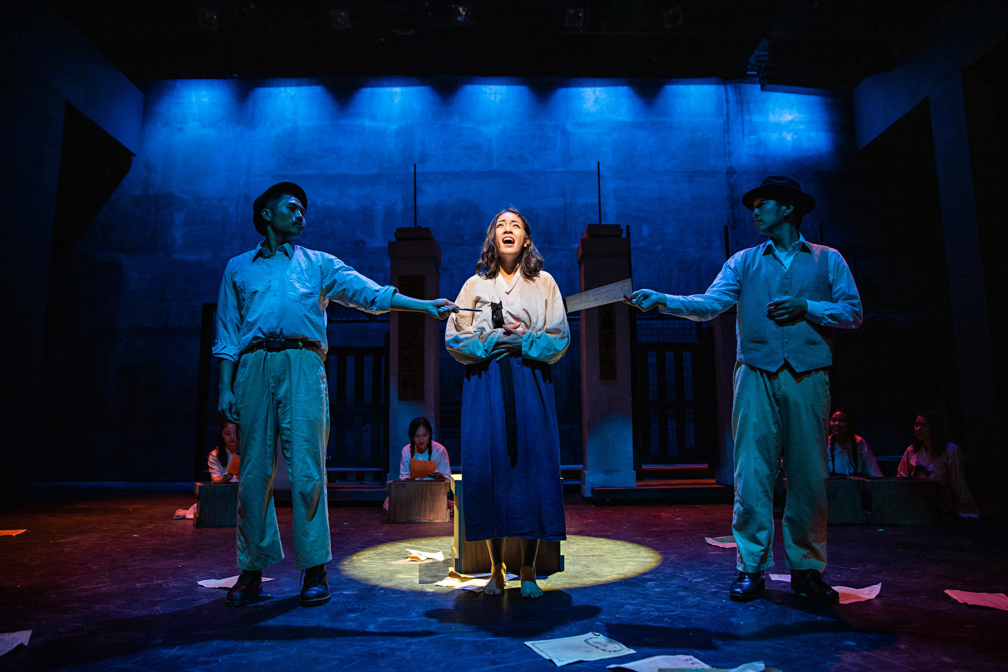 """Comfort Women: The Musical"" debuted in 2015 and is on its third run in Los Angeles."