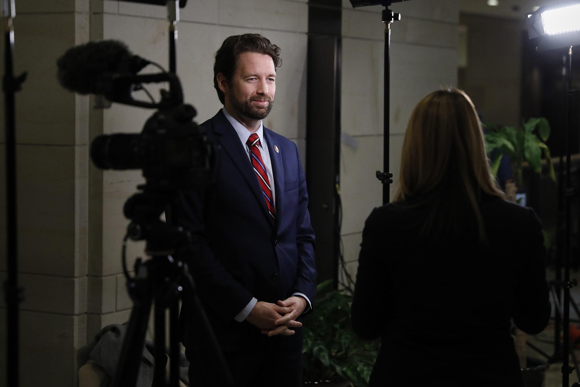 NBC – How worried should a Trump-district Democrat be about impeachment?