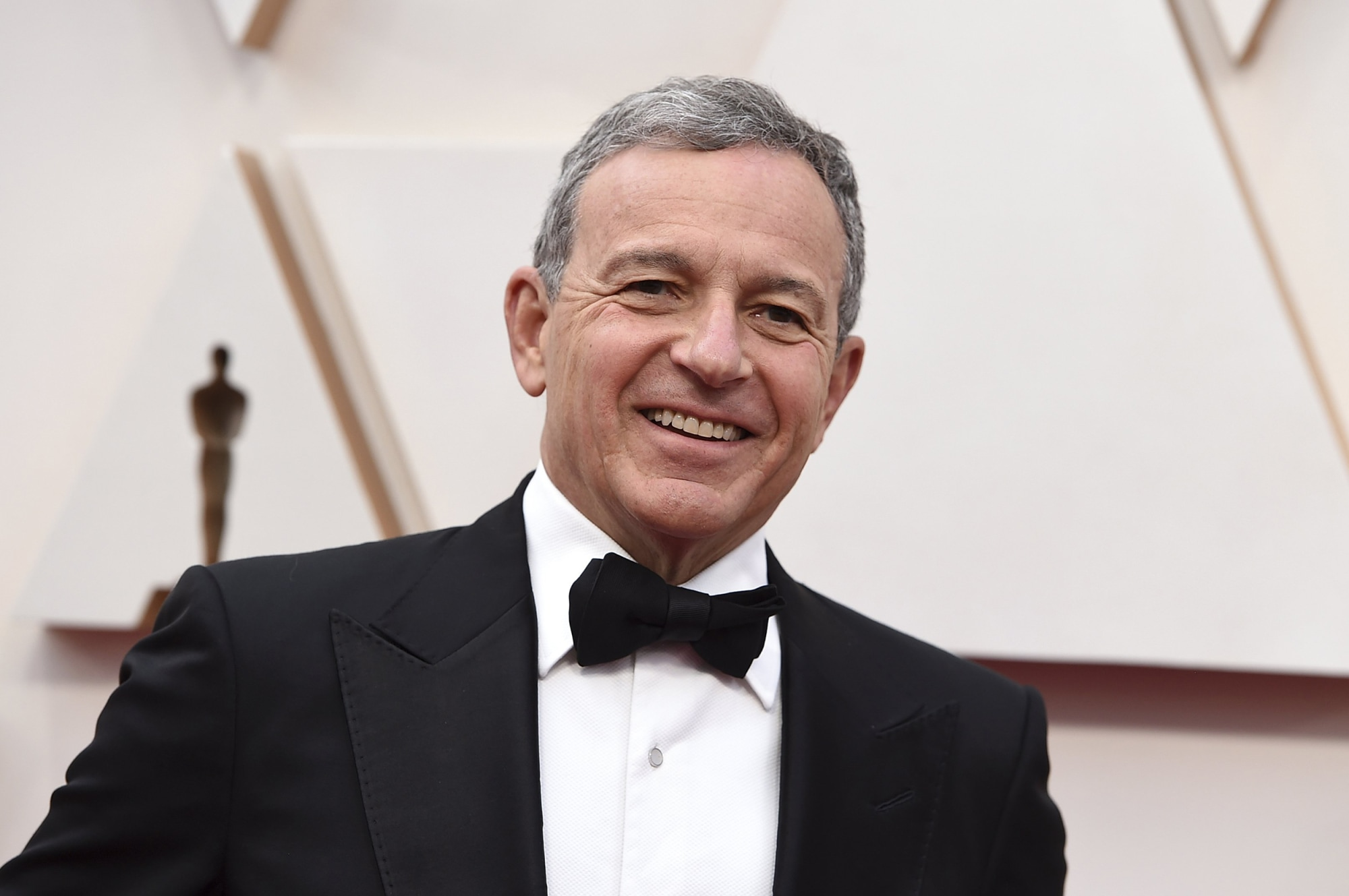 Bob Iger steps down as Disney CEO, replaced by Bob Chapek
