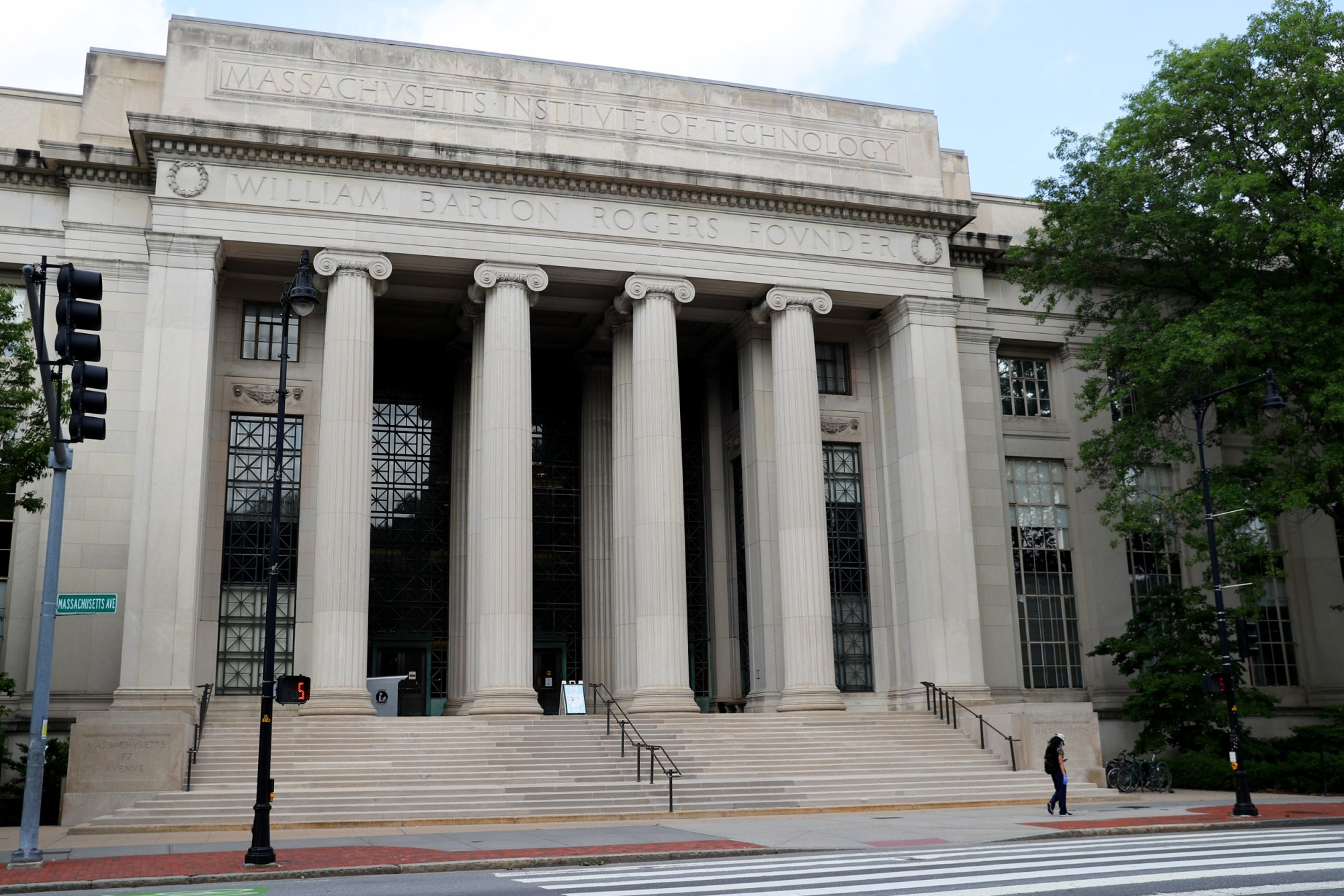 The move was announced as the resolution in a lawsuit brought by Harvard University and the Massachusetts Institute of Technology.Maddie Meyer / Getty Images