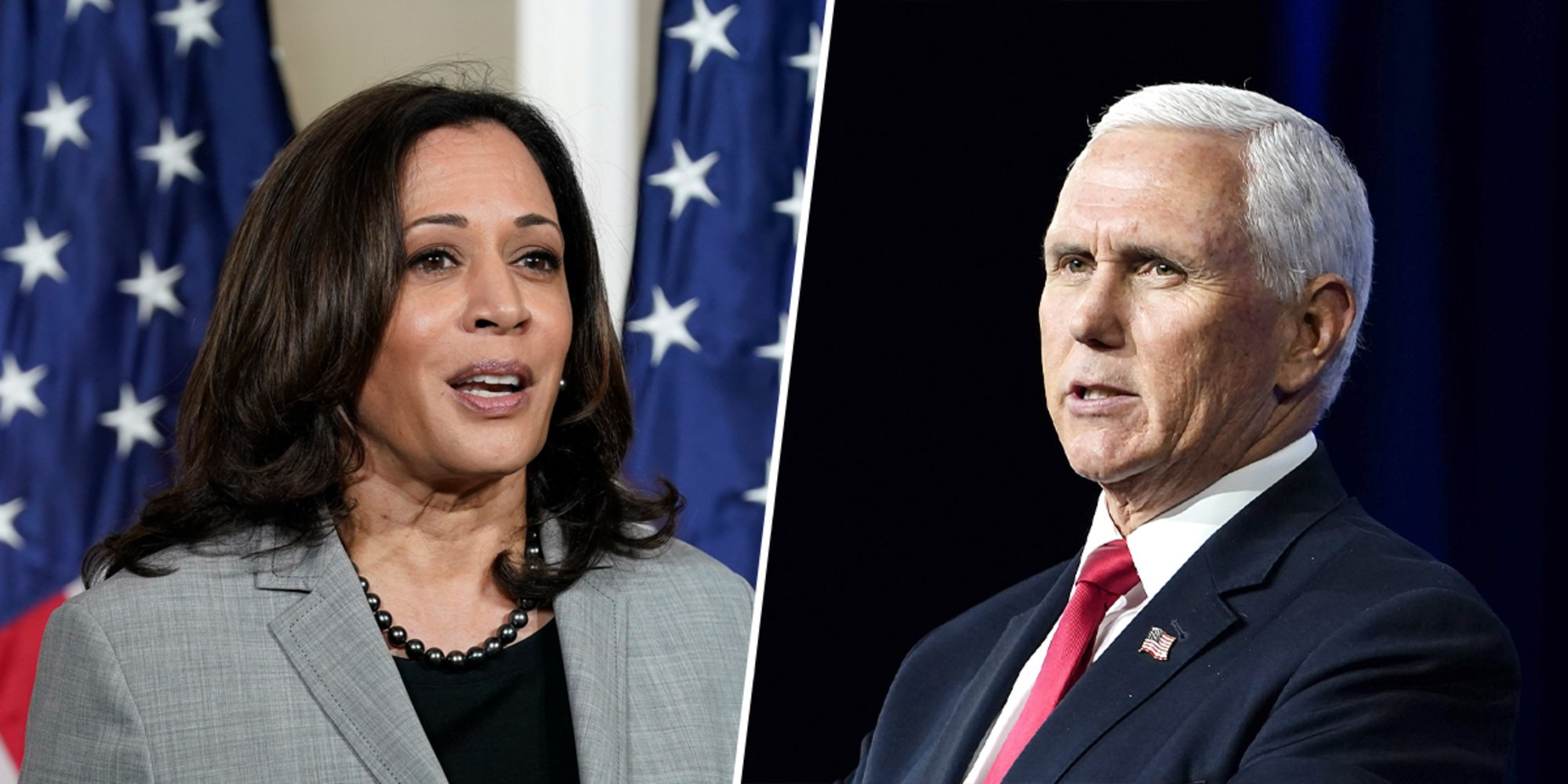 Harris and Pence