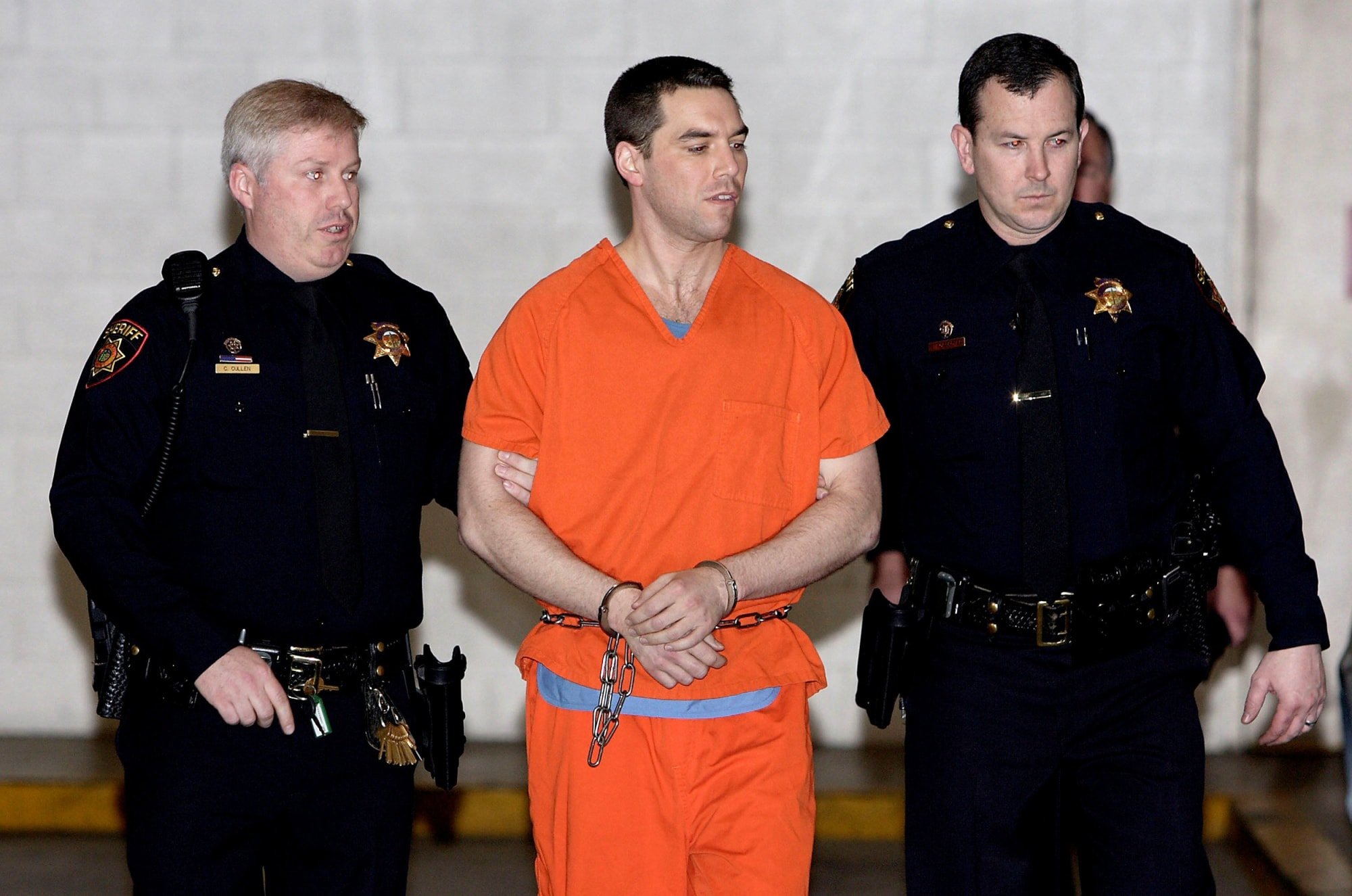Scott Peterson, thousands of California inmates carried out 'staggering' Covid fraud, officials say