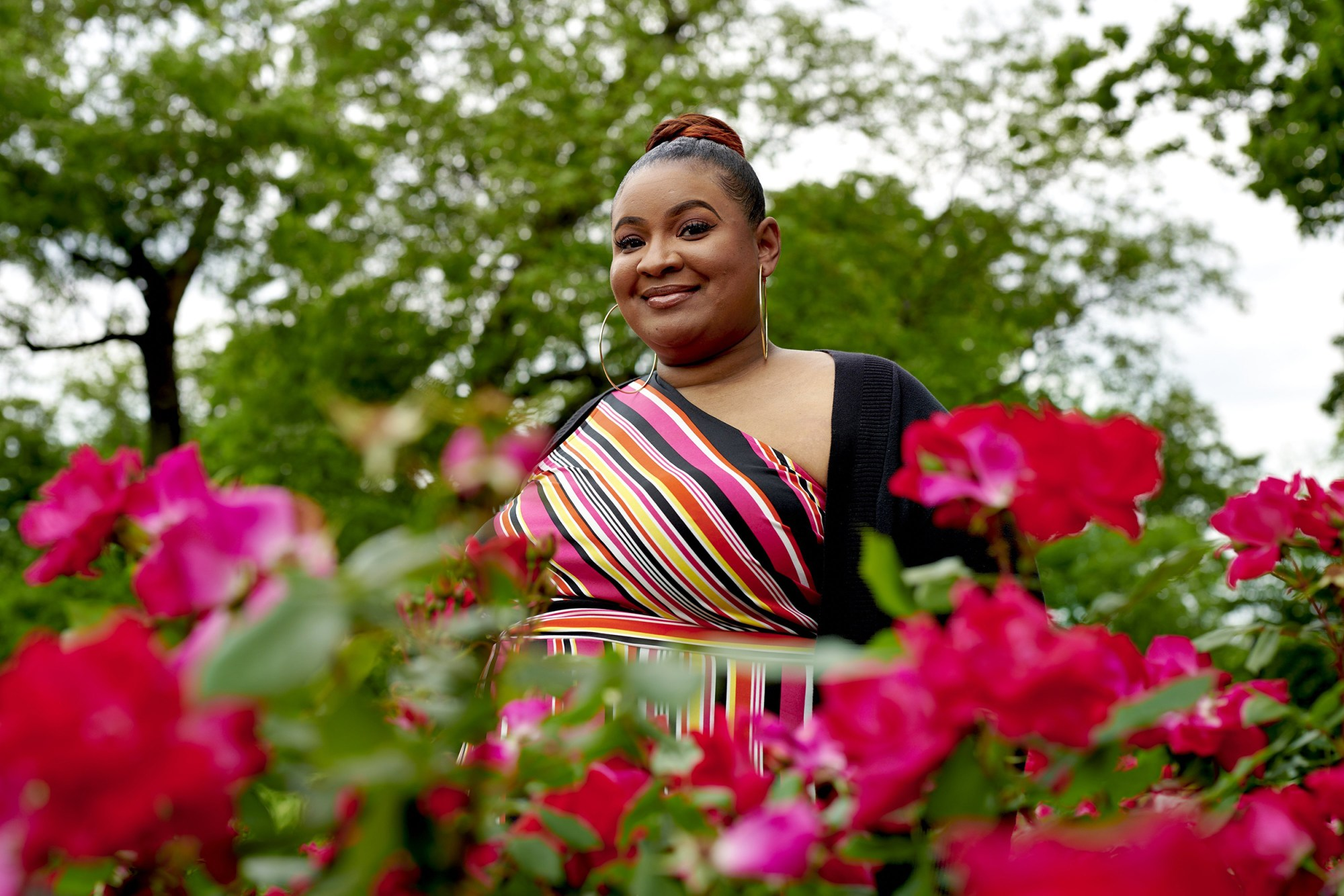 New Jersey's 'Black Fairy Godmother' Simone Gordon Provides Coronavirus Relief to Minority Communities One DM at a Time