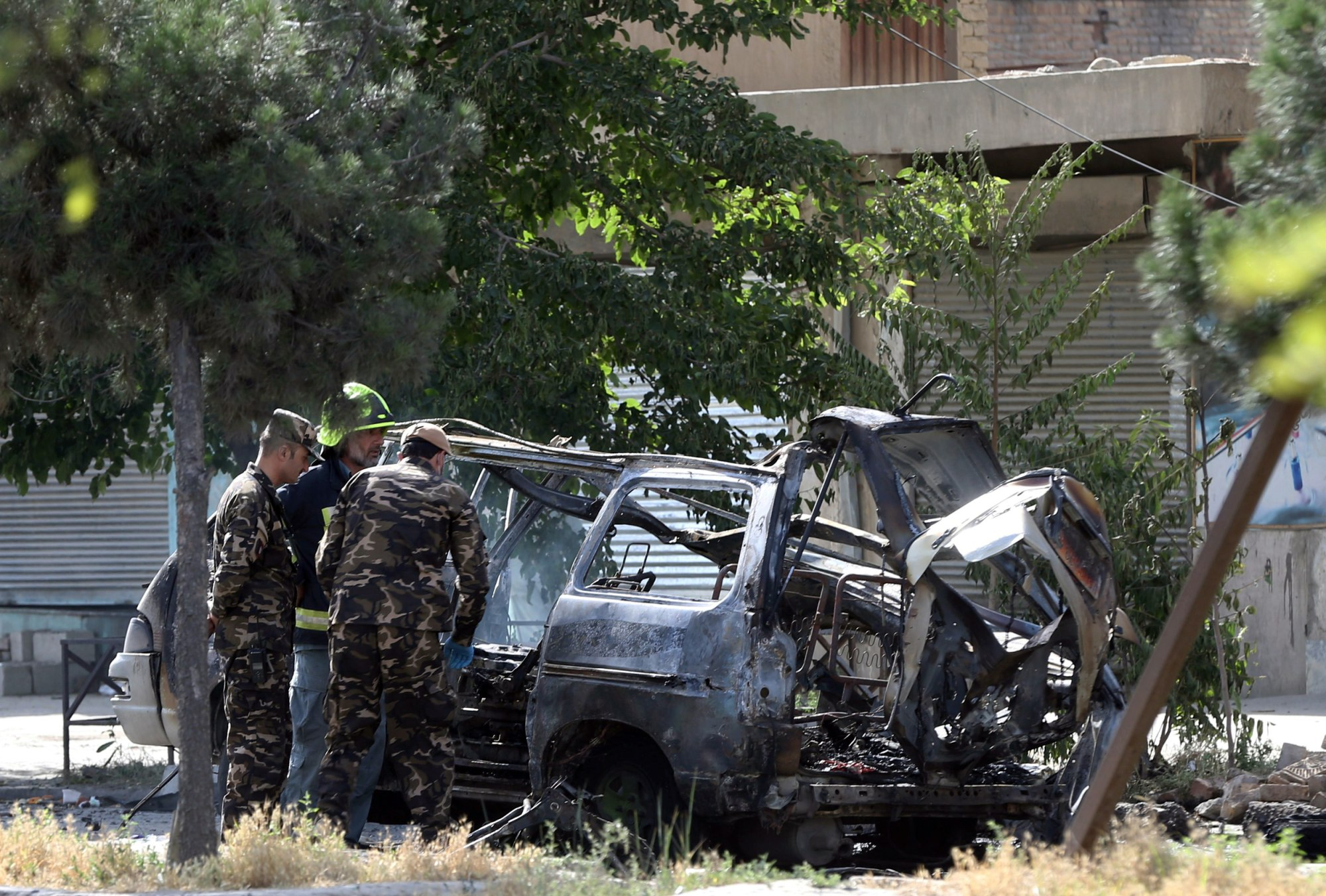At Least Seven People Dead, Six Wounded After Bombs Hit Two Minivans in Kabul, Afghanistan