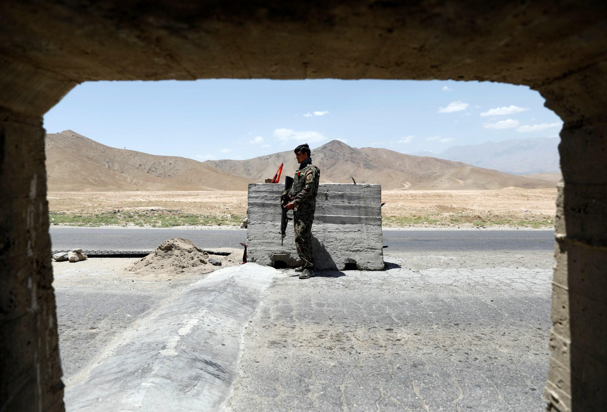 Afghan Troops Flee as Taliban Take Several Districts in Northeast Afghanistan