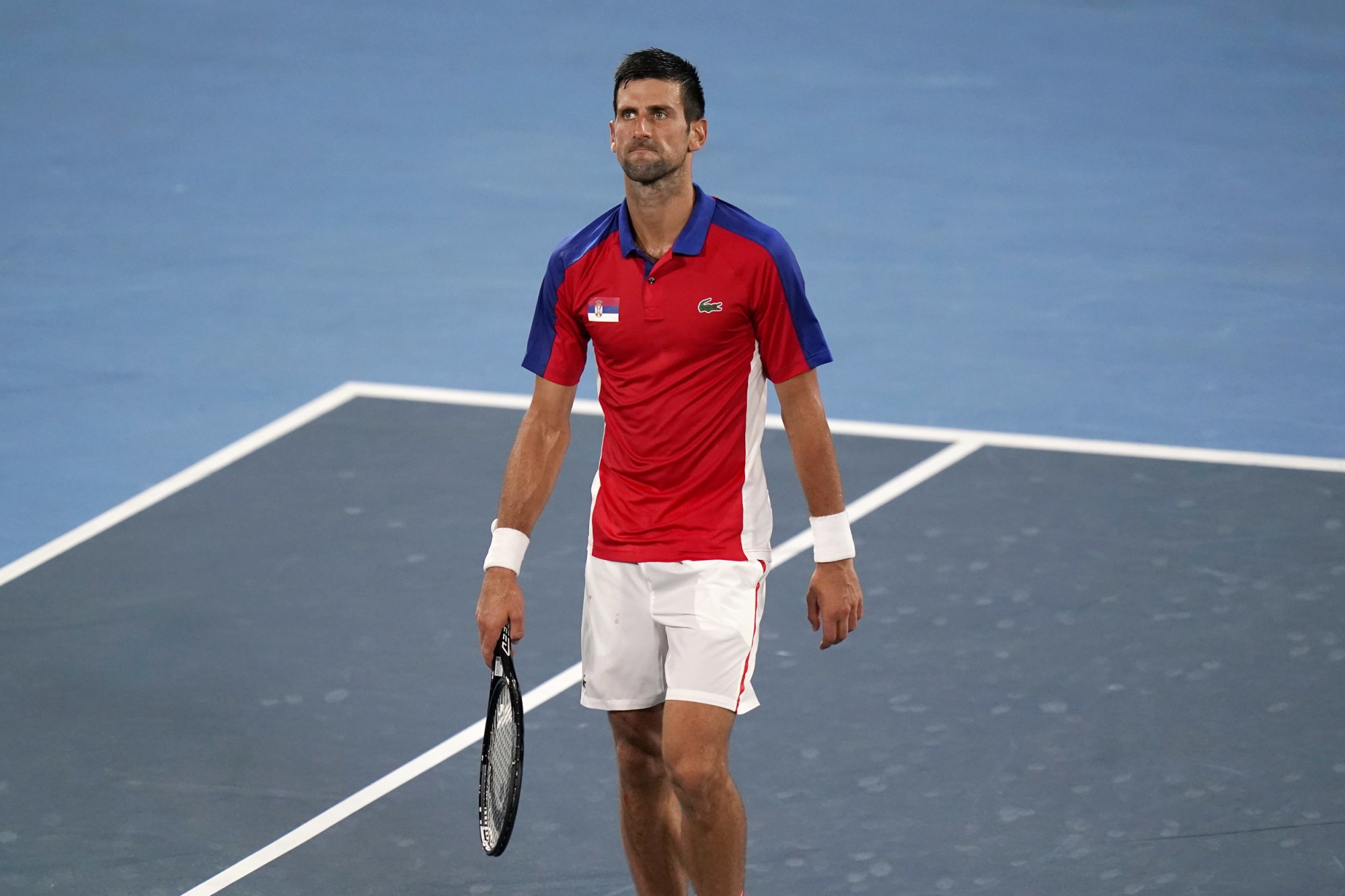 Novak Djokovic loses against Zverev at the Olympic Games and ends the  Golden Slam bid - USA Newszz