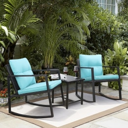 16 Outdoor Furniture Sets To Upgrade Your Yard This Summer