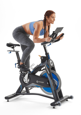 Bike Seat with Springs fits Keiser and Other Exercise Bikes