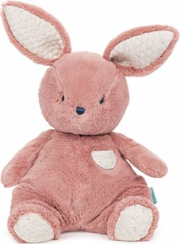 Shower Gift Spring Easter Basket G by GUND Baby Toy Soother Ring Rattle Bunny