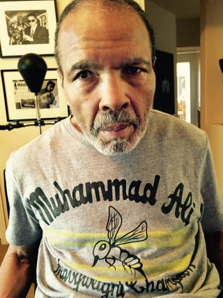 With Muhammad Ali, the No-Shave November challenge truly was the greatest