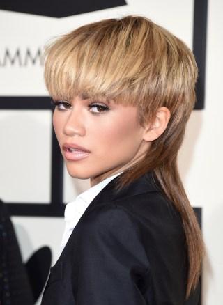 Celebrity mullet hair: Zendaya, Lady Gaga, George Clooney and more