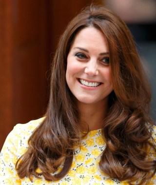 Kate Middleton Frizzy Hair