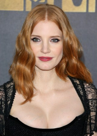 Jessica Chastain Hair How To Get Her Lob Haircut
