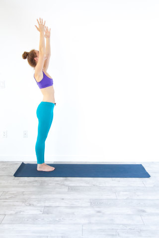 9 yoga poses you can do anywhere