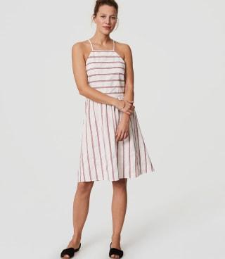 How To Wear A Striped Dress Like Jenna Bush Hager
