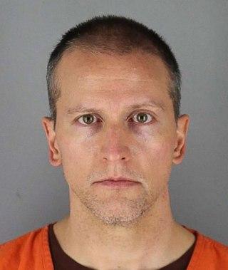 Image: Former Minneapolis police officer Derek Chauvin.