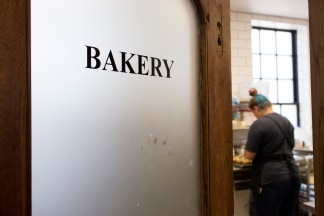 See inside chip and joanna gaines 39 bakery at magnolia silos for Chip and joanna gaines meet and greet