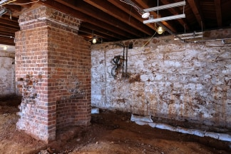 Historians Uncover Slave Quarters Of Sally Hemings At