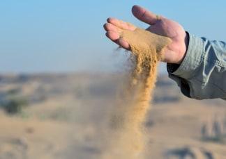 Image: Sand