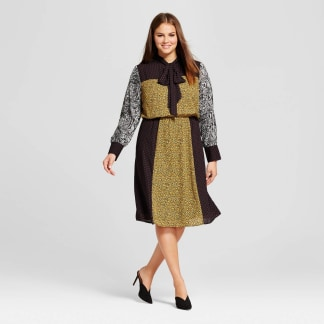 Plus size white dress target collaboration