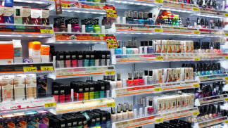 Beauty products expire