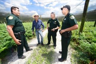 Image: Police Building Community Trust in Immigrant Communities