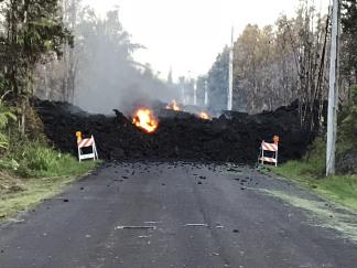 Image: Hawaii Volcano