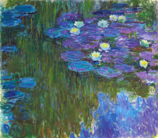 Image: Monet Nympheas