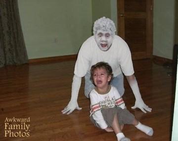 Awkward Fathers Day photos - Photos - Awkward Fathers