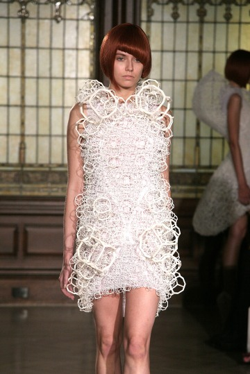 Bizarre Style At New York Fashion Week Spring 2014