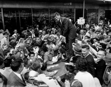 kennedy's assassination a turning point for But eight years later after kennedy's assassination, during nixon's presidency, neil armstrong was the first man to ever walk on the moon this changed the american people and created a turning point in the field of science its self.