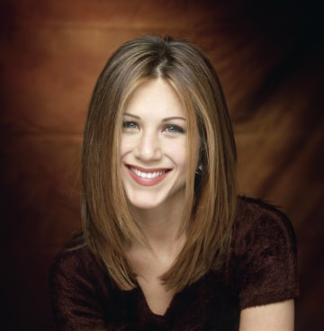 Jennifer Aniston S Hair From The Rachel To Her Signature Do