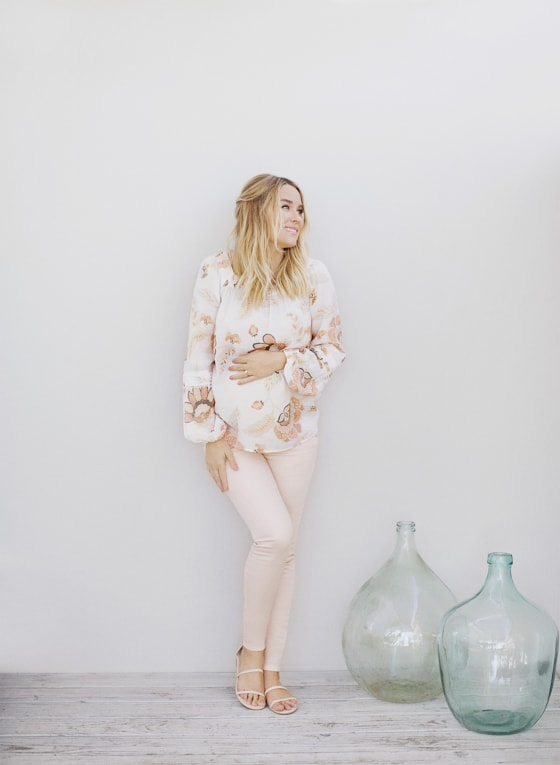 Kohl S Unveils The New Lc Lauren Conrad Maternity Collection