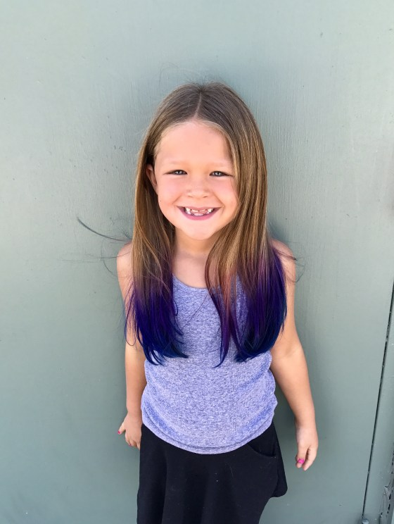 Is It Safe For Kids To Dye Their Hair With Wild Colors