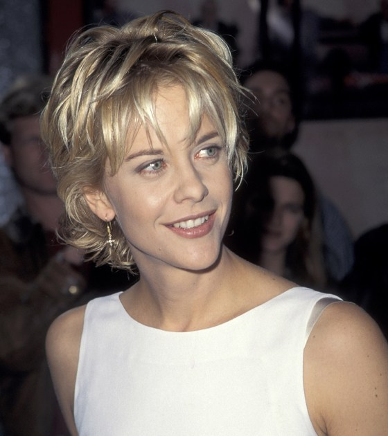 Meg Ryan Shares The Hot Story Behind Her Famous Haircut