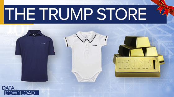 Mashed Clothing Trump 2020 Republican Baby Romper