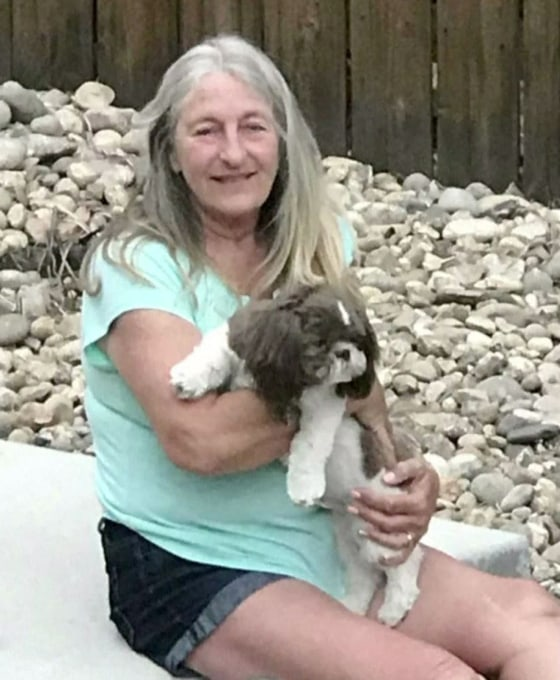 Sharon Larson of South Milwaukee died on June 23 after her dog nipped her hand.