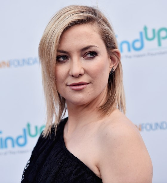 Kate Hudson Shows Off A New Bob Hairstyle On Ellen