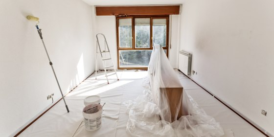 How To Paint A Room Tips On How To Paint A Wall Ceiling Trim